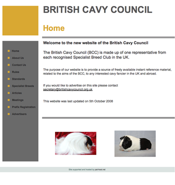 britishcavycouncil.org.uk