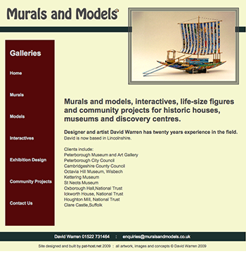 muralsandmodels.co.uk